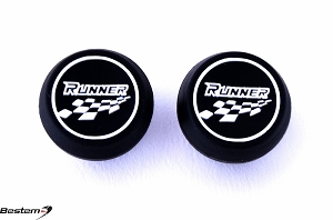 RunnerKnob - Precision control knobs for Walkera Runner 250 Drone Racer Controllers. Set of 2. Style