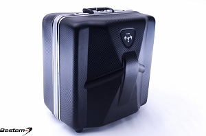 InsPak X5 -  Unique Hardshell Backpack for DJI Inspire 1 Pro, Carbon Fiber Vinyl