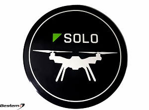 Heavy Duty Landing Mat Helipad for 3DR Solo