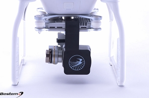Lens Cap & Gimbal Lock for DJI Phantom 3  Adv/Pro Models only