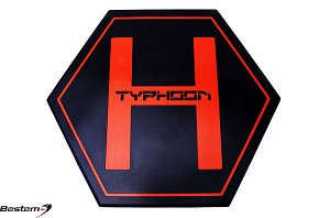 Heavy Duty Landing Mat Helipad for Yuneec Typhoon H Hexacopter Drone