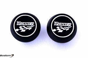 "RunnerKnob - Precision control knobs for Walkera Runner 250 Drone Racer Controllers. Set of 2. Style  ""Runner1""."